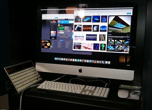 Grote foto 2e hands imac in perfecte staat computers en software apple desktops