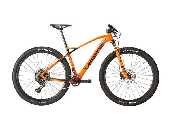 Grote foto lapierre prorace sat ltd 9.9 herenfiets orange fietsen en brommers elektrische fietsen