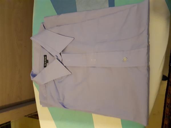 Grote foto 3 overhemden heren cotton rich xxl kleding heren overhemden