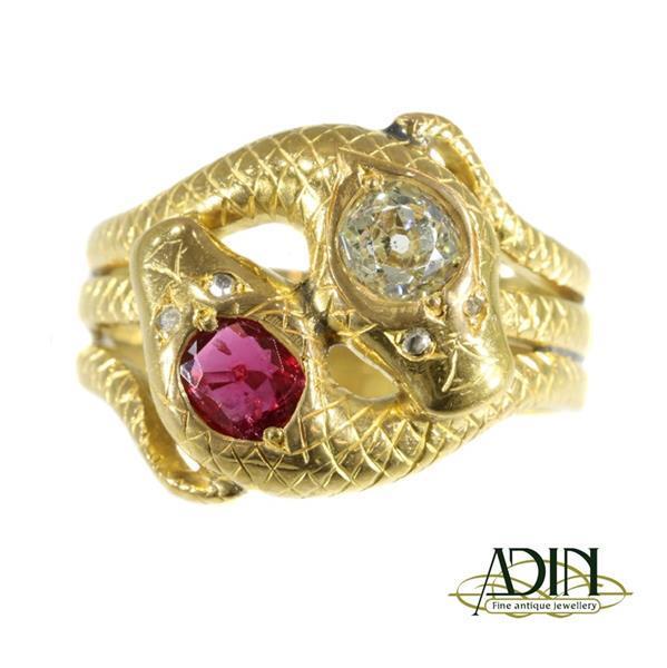 Grote foto unieke vintage designer verlovingsring sieraden tassen en uiterlijk juwelen voor haar