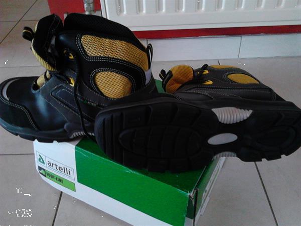 Grote foto veiligheidsschoenen nieuw kleding heren werkschoenen