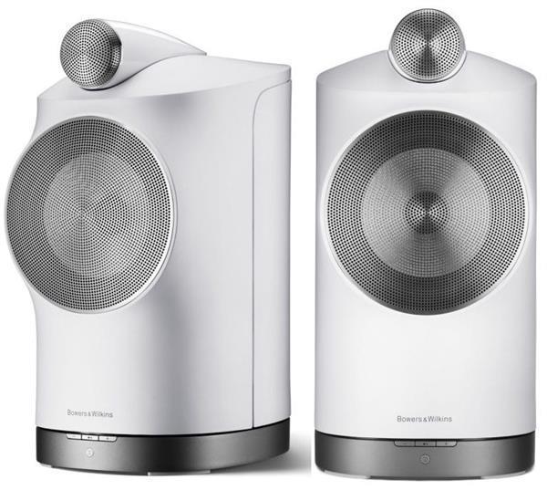 Grote foto bowers wilkins formation duo kleur wit audio tv en foto luidsprekers