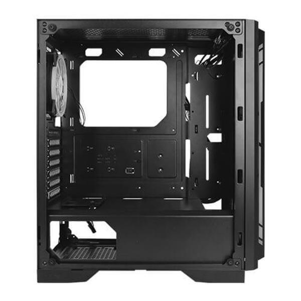 Grote foto nx400 midi toren zwart computers en software behuizingen en kasten