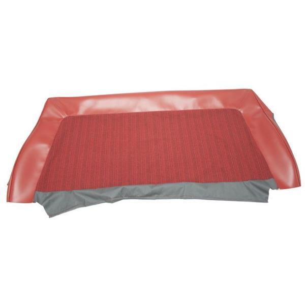 Grote foto bekleding amazon 4 derurs achterbankhoes rug rood 1962 150 2 auto onderdelen overige auto onderdelen