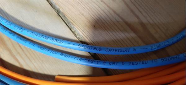 Grote foto stukken ethernet kabel nieuw computers en software kabels en voeding