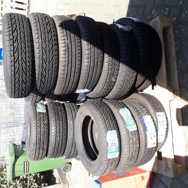 Grote foto banden voor aanhangwagens nieuw auto diversen aanhangwagen onderdelen