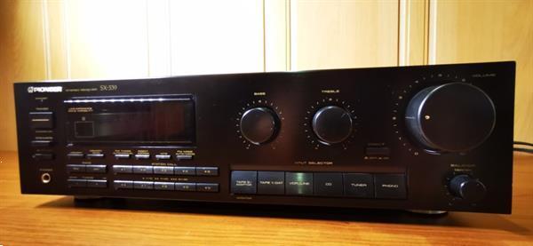 Grote foto pioneer stereo radio receiver sx 339 170w bij 8o audio tv en foto versterkers en receivers