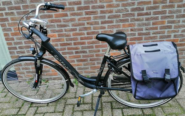 Grote foto oxford damesfits fietsen en brommers damesfietsen