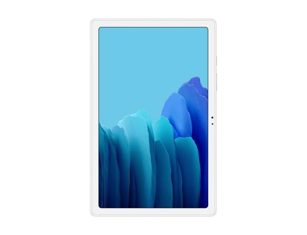 Grote foto galaxy tab a7 10.4 2020 32gb 3gb android 10 zilver telecommunicatie tablets