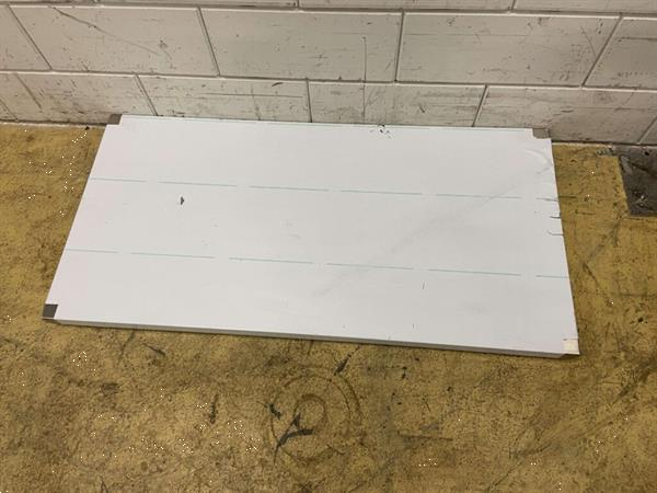 Grote foto rvs werkblad blad tafelblad 120 x 60 cm horeca diversen overige diversen