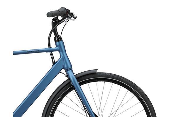 Grote foto batavus fonk herenfiets 7v parelmoer blauw fietsen en brommers herenfietsen