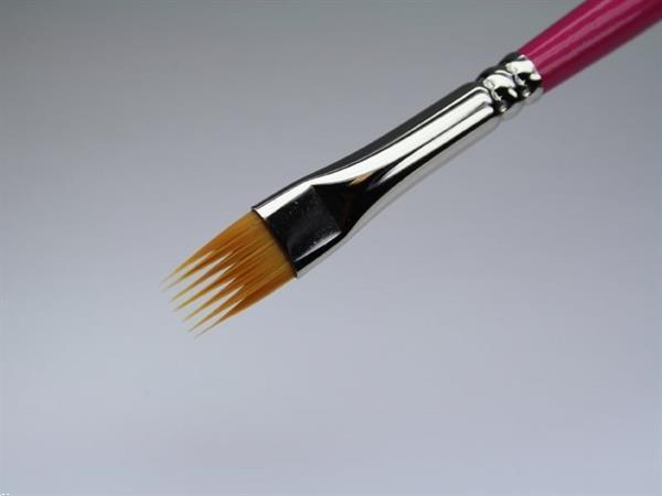 Grote foto korneliya penseel ombre 2 kam model beauty en gezondheid make up sets