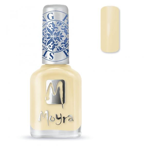 Grote foto moyra stamping nail polish 12ml sp17 vanilla beauty en gezondheid make up sets