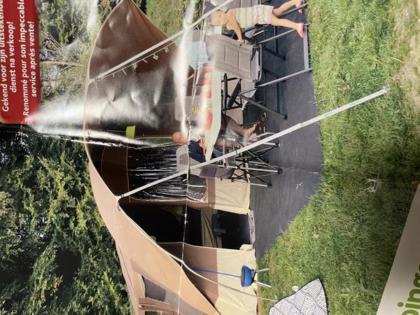 Grote foto nieuwe vouwwagen merk raclet caravans en kamperen vouwwagens