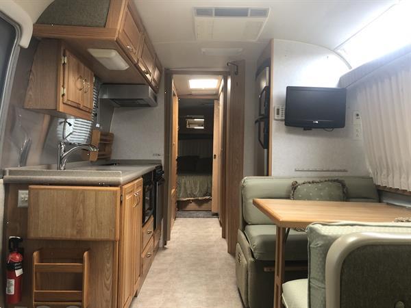Grote foto 2005 airstream classic 31 travel trailers caravans en kamperen caravan
