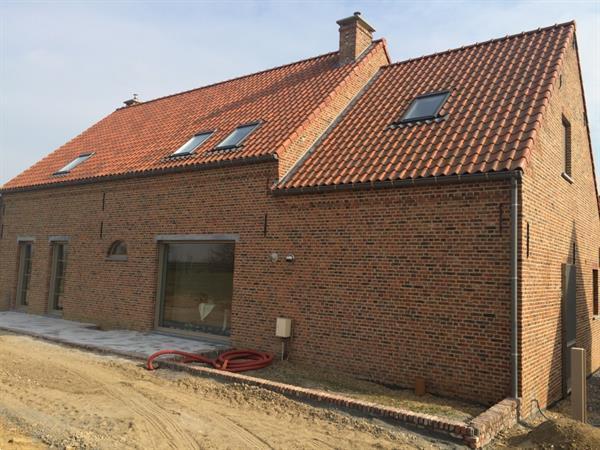 Grote foto bouwmedewerkers metsers dakdekker bekister diensten en vakmensen aannemers