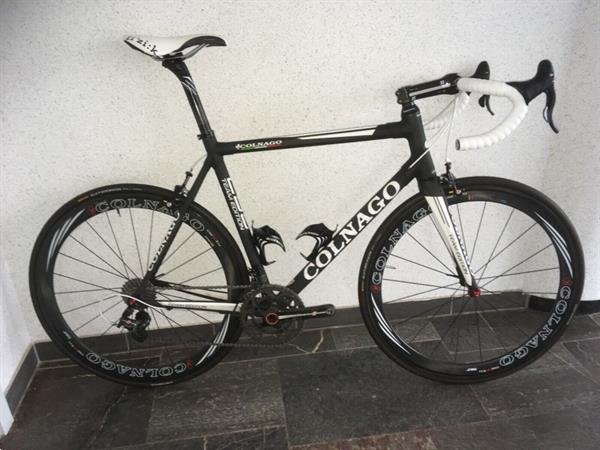 Grote foto colnago c59 super record carbon fietsen en brommers herenfietsen