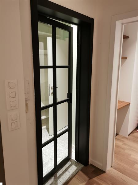 Grote foto ramen deuren trappen maatwerk of standaard diensten en vakmensen lassers en metaalbewerking