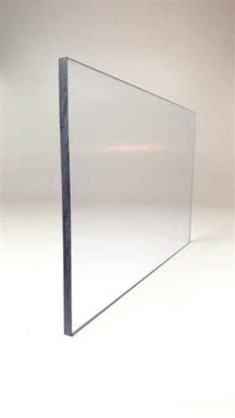 Grote foto 600 nieuwe platen transparant polycarbonaat zakelijke goederen partijgoederen