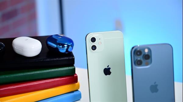 Grote foto novo apple iphone 11 e iphone 12 telecommunicatie apple iphone