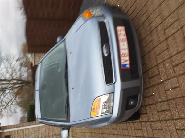 Grote foto te koop ford fusion 1600 tdci ghia 90 ps auto ford