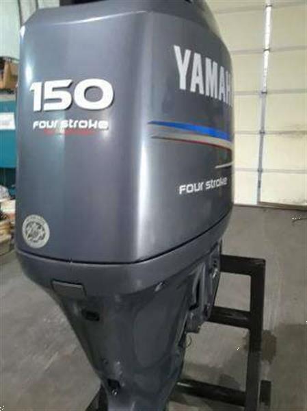 Grote foto yamaha 150hp 4 stroke outboard watersport en boten buiten en binnenboordmotoren