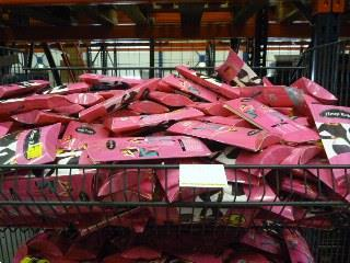 Grote foto partij heuprokjes c.a. 115 stuks zakelijke goederen overige zakelijke goederen