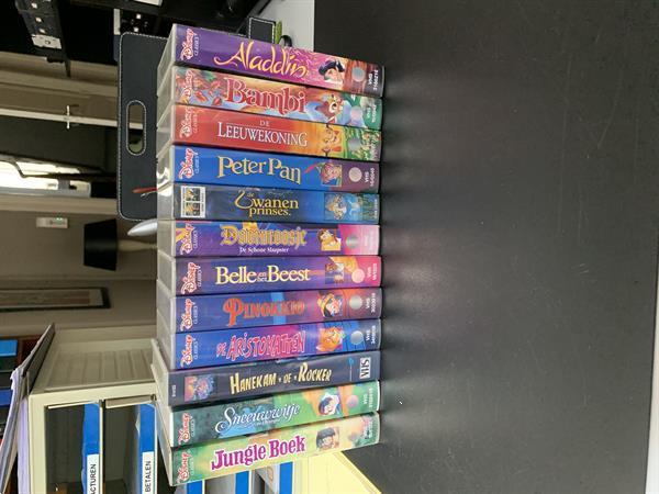 Grote foto dvd films cd en dvd film