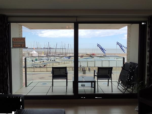 Grote foto vakantie appartement zeedijk knokke heist vakantie belgi