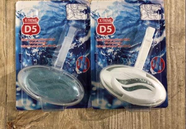 Grote foto d5 extreme toiletblok 6 stuks zakelijke goederen overige zakelijke goederen
