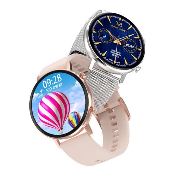Grote foto montre connect e avec bracelet suppl mentaire montre de su kleding dames horloges