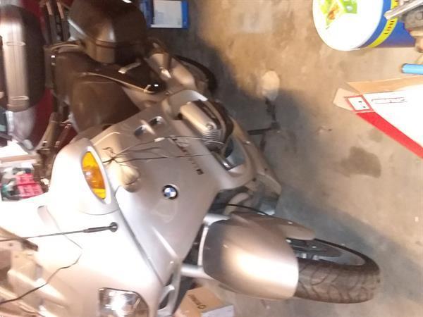 Grote foto moto te koop motoren bmw