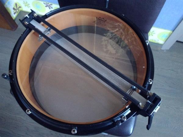 Grote foto vancore high tension concert snare muziek en instrumenten drumstellen en slagwerk