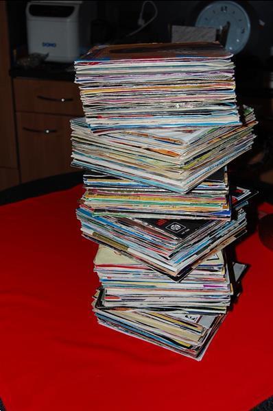 Grote foto 45t singels alle genres muziek en instrumenten platen elpees singles