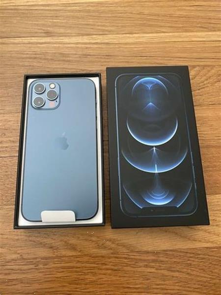 Grote foto gloednieuwe apple iphone 12 pro 256gb ontgrendeld telecommunicatie apple iphone