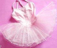 Grote foto balletpakje met tutu roze sport en fitness dansen en ballet