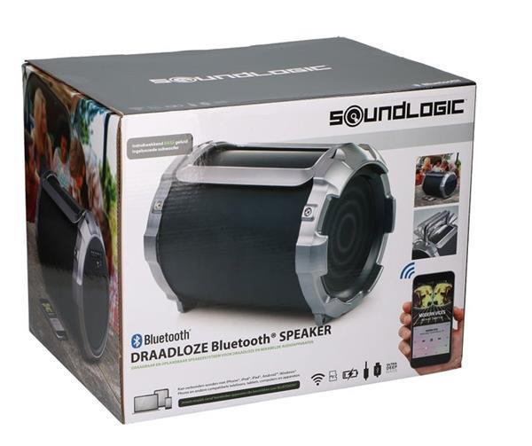 Grote foto draadloze bluetooth speaker met subwoofer alleen deze wee muziek en instrumenten speakers