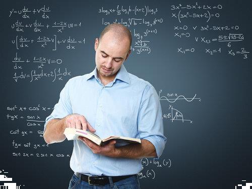 Grote foto bijles wiskunde door ervaren leraar diensten en vakmensen cursussen en workshops