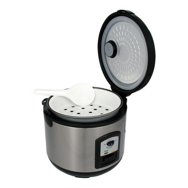 Grote foto adler rijstkoker 1 5 liter alleen deze week 10 extra korti witgoed en apparatuur keukenmachines