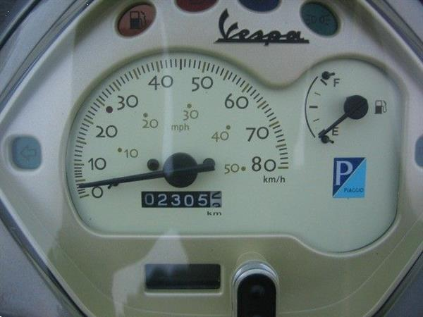 Grote foto piaggio vespa lx 50 touring motoren piaggio