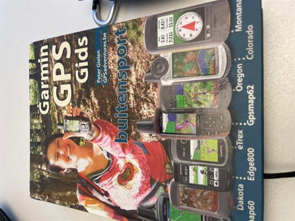 Grote foto gps handboek sport en fitness bergsport en wandelen