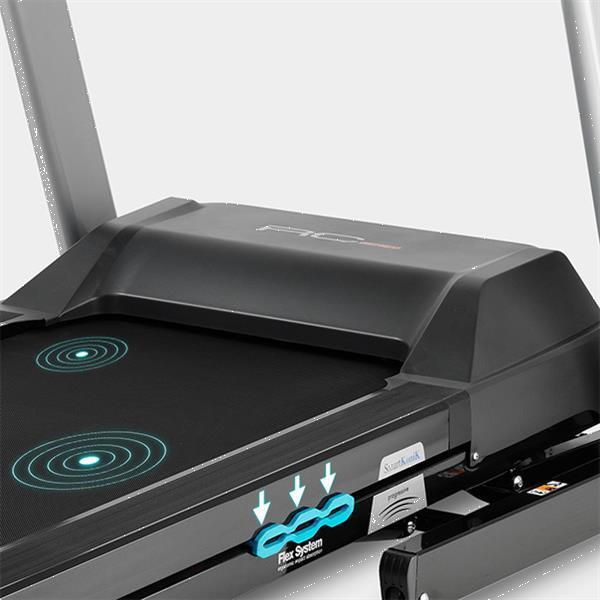 Grote foto bh f series i.f1 loopband met bluetooth en eco functie sport en fitness fitness