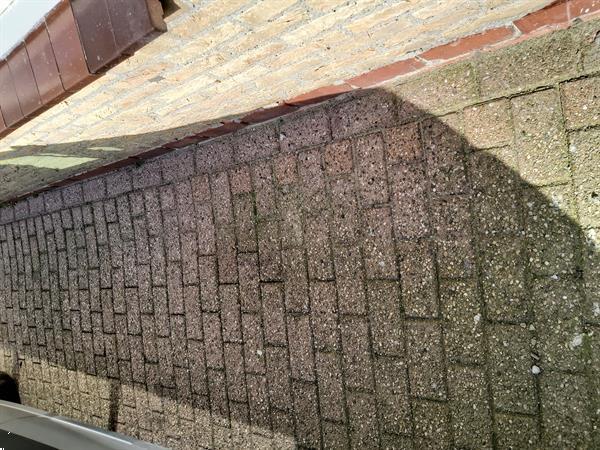 Grote foto klinkers tuin en terras tegels en terrasdelen