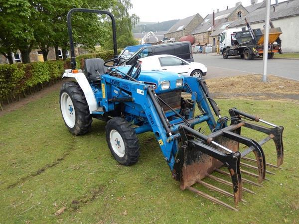 Grote foto ford i vf52o hst tractor agrarisch tractoren