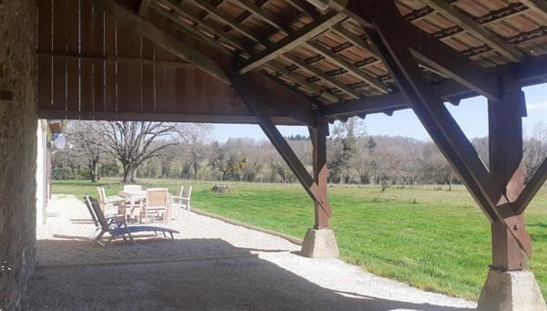 Grote foto mooie gerenoveerde fermette op 1 9 ha in dordogne huizen en kamers bestaand europa