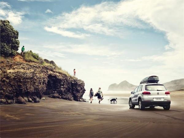 Grote foto op autovakantie met optimaal reiscomfort. auto diversen overige accessoires