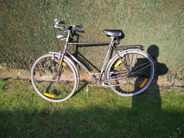 Grote foto fiets in goede staat fietsen en brommers herenfietsen