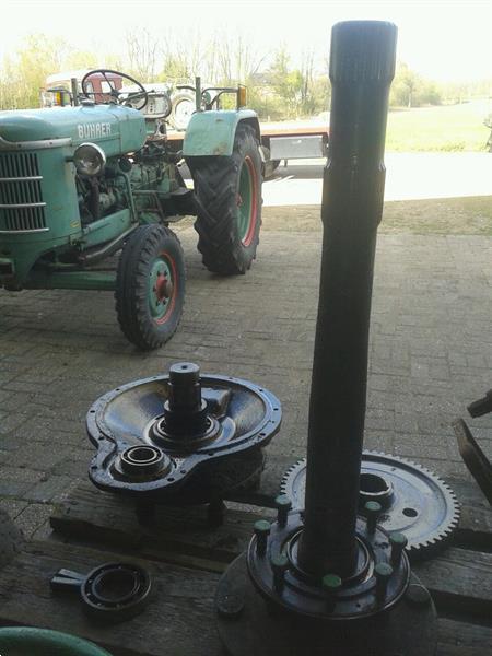 Grote foto steekas deutz 4005 4006 4506 agrarisch tractor onderdelen
