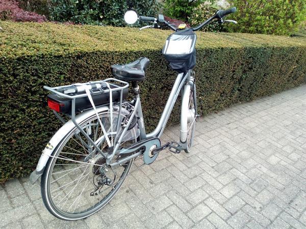 Grote foto 1elektrische fiets te koop fietsen en brommers damesfietsen