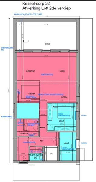 Grote foto casco loft 6 btw mogelijk huizen en kamers appartementen en flats